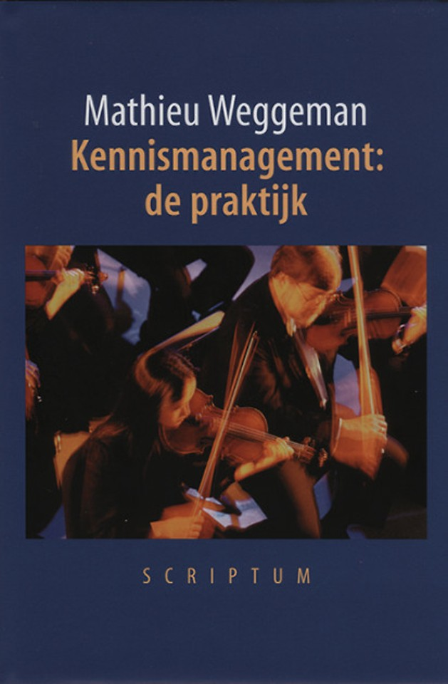 Kennismanagement: de praktijk