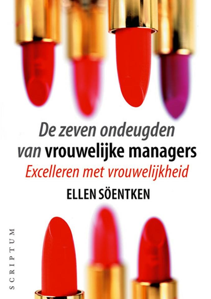 De zeven ondeugden van vrouwelijke managers