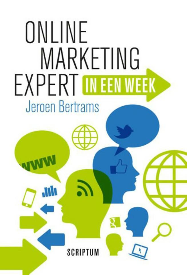 Online marketing expert in een week