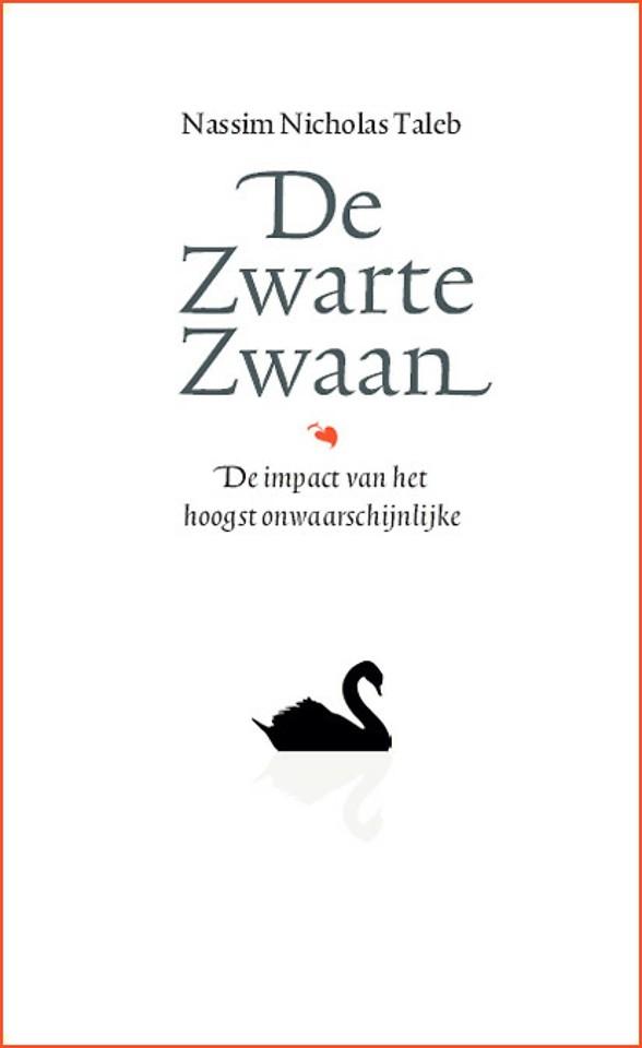 De zwarte zwaan - de impact van het hoogst onwaarschijnlijke