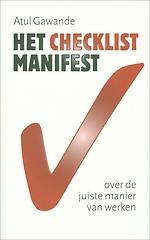 Het checklist-manifest