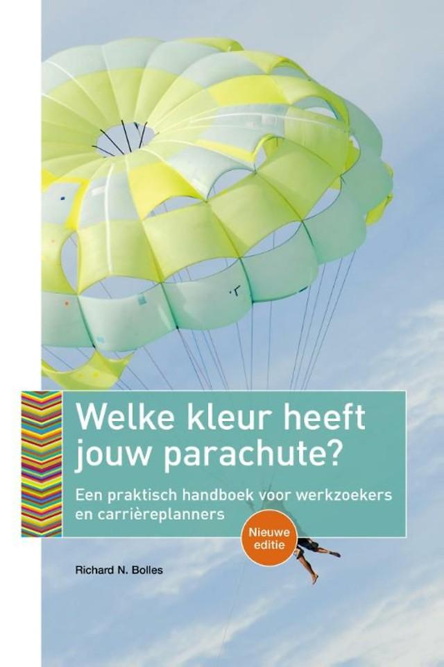Welke kleur heeft jouw parachute? Editie 2017/2018