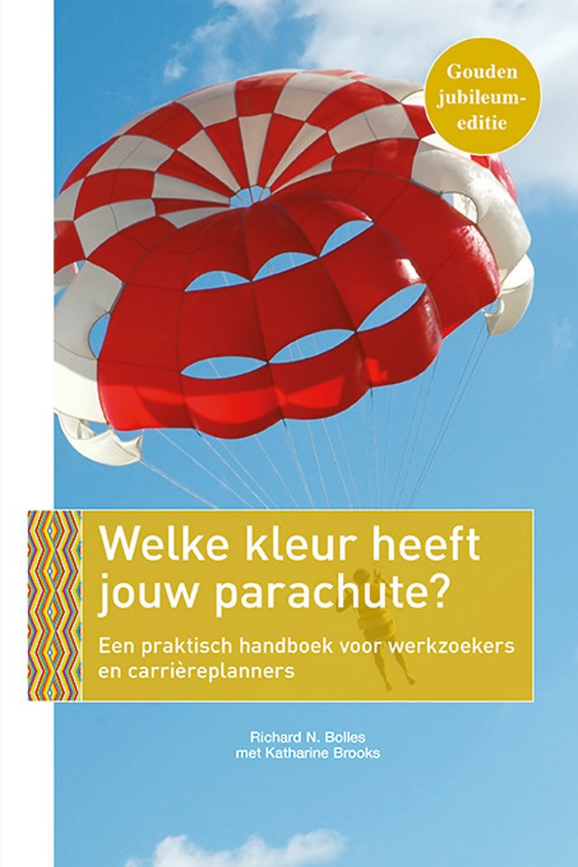 Welke kleur heeft jouw parachute? Gouden jubileumeditie 2021