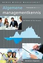 Algemene managementkennis Theorieboek