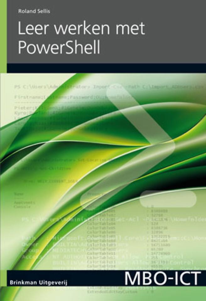 Leer werken met PowerShell