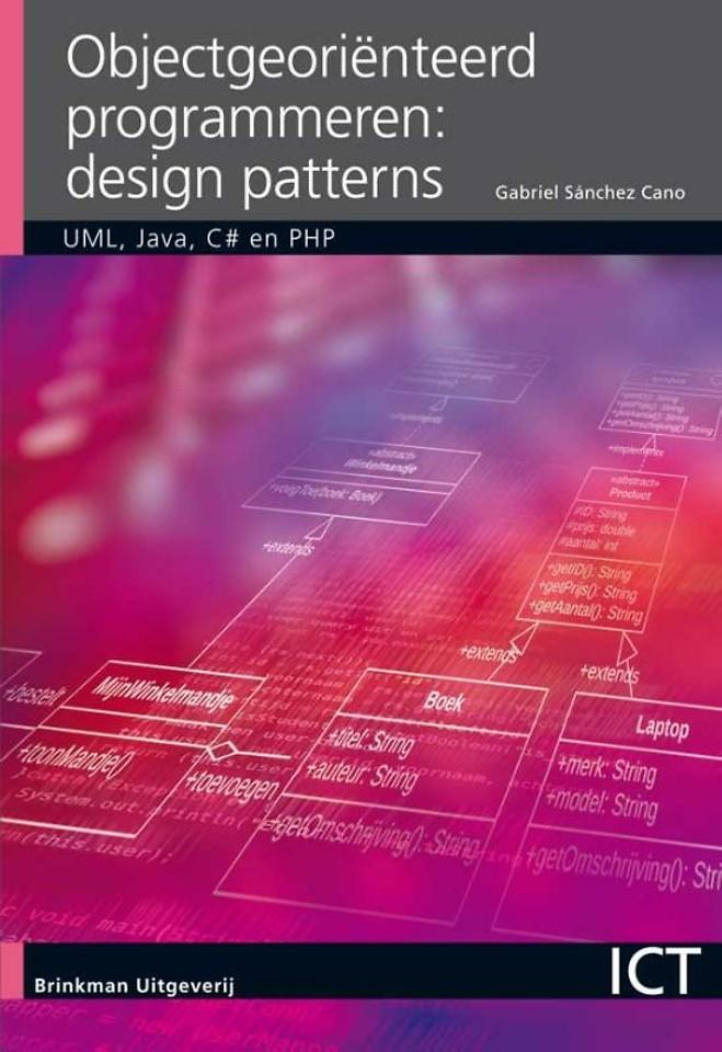 Object georiënteerd programmeren, design patterns