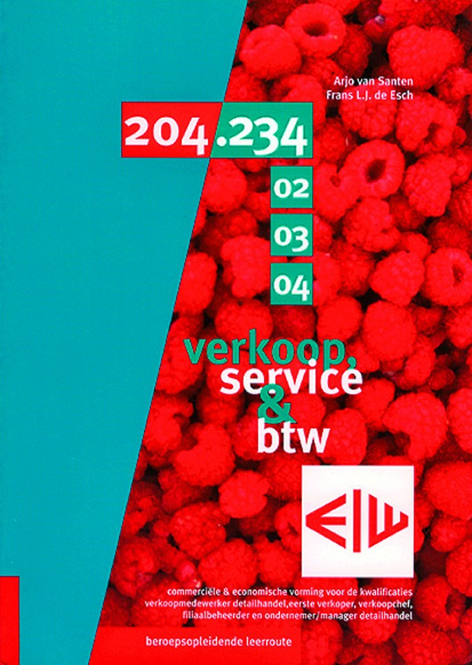 Verkoop, service & btw