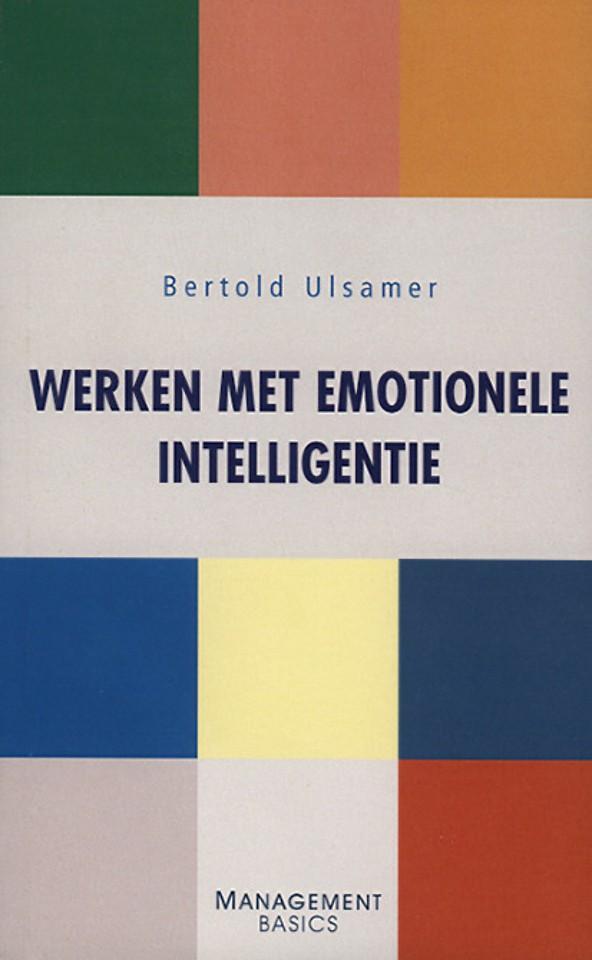 Werken met emotionele intelligentie