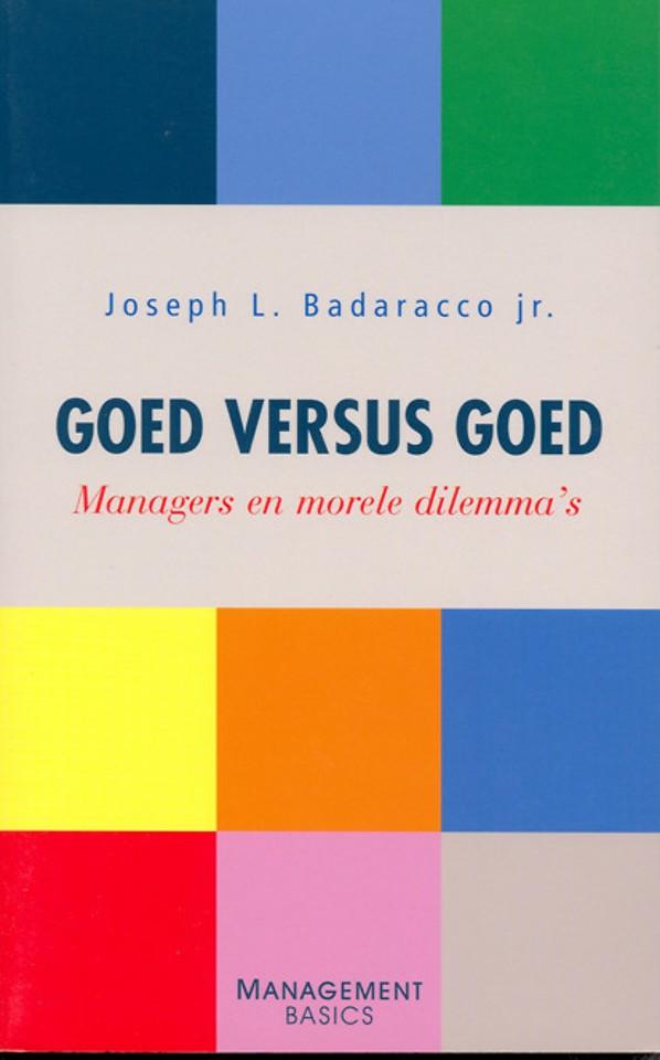 Goed versus goed