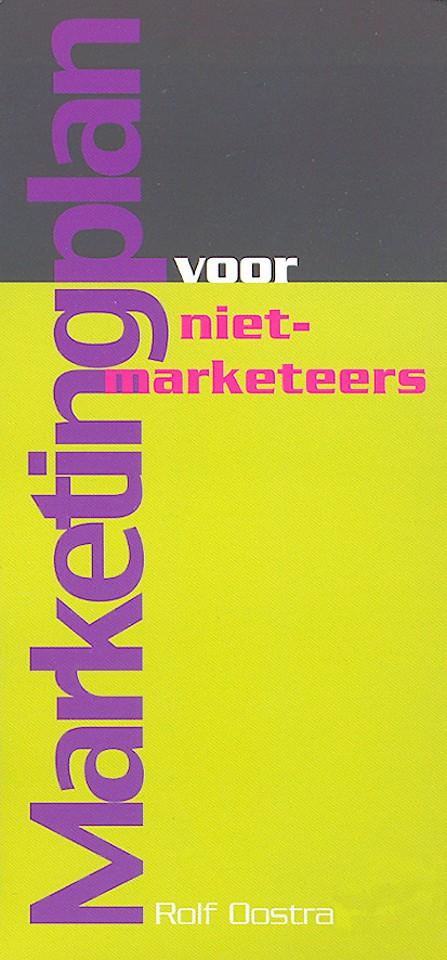 Marketingplan voor niet-marketeers