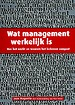 Wat management werkelijk is