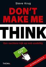 Don't make me think (Nederlandstalige editie)