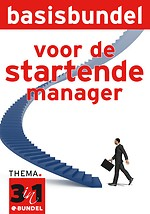 E-bundel Basisbundel voor de startende manager