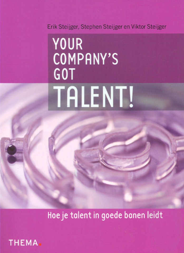 Your Company's Got Talent!