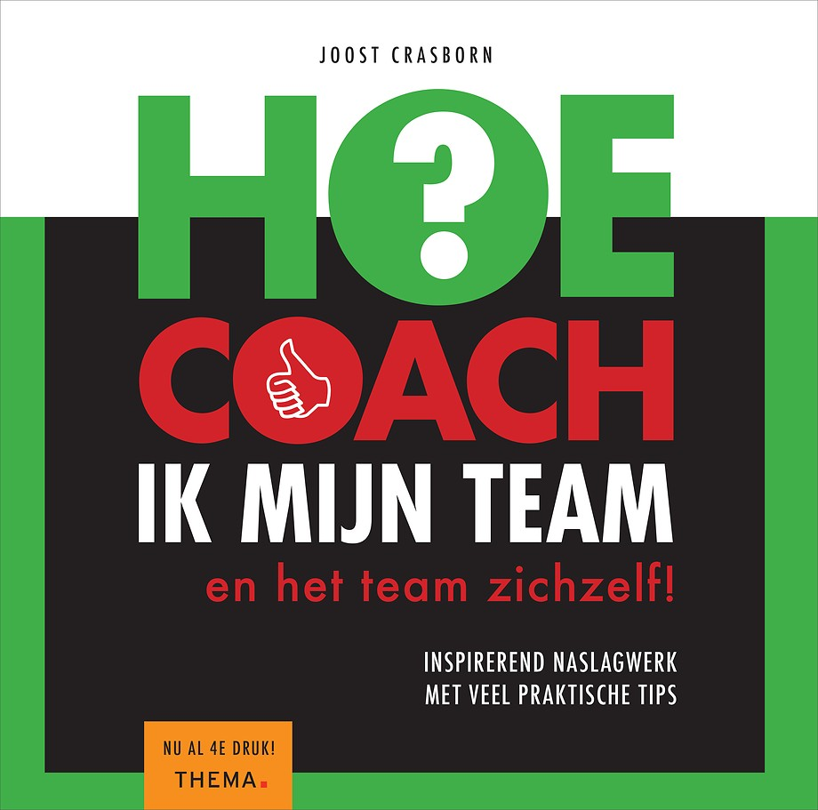 Hoe coach ik mijn team? - en het team zichzelf!
