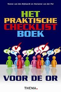 Het praktische checklistboek voor de OR