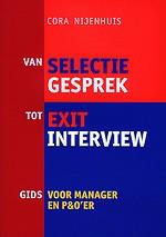 Van selectie gesprek tot exit interview