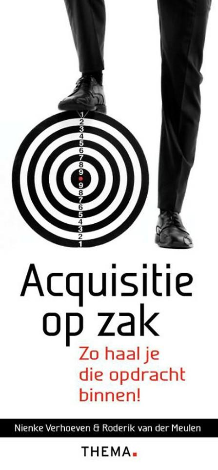 Acquisitie op zak waaierversie!
