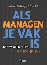 Als managen je vak is