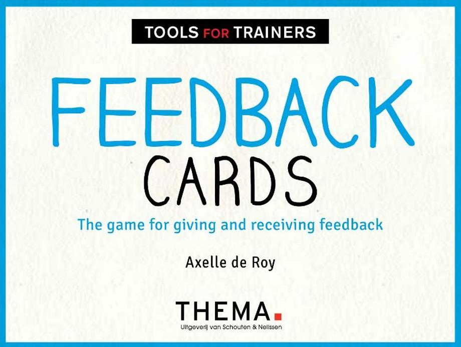 Feedback cards