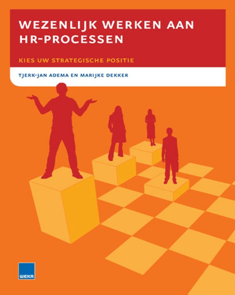 Wezenlijk werken aan HR-processen