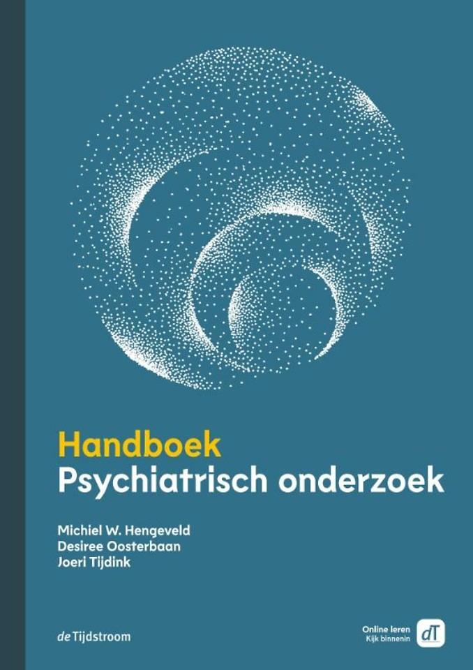 Handboek psychiatrisch onderzoek