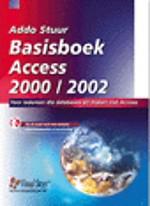 Basisboek Access 2000/ 2002