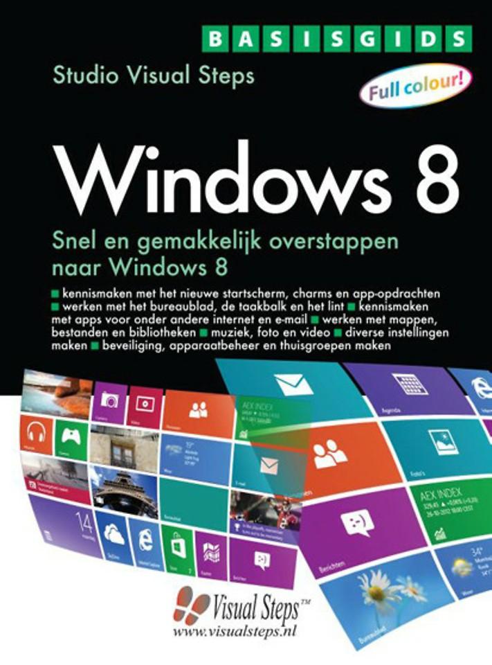 Basisgids Windows 8.1