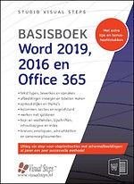 Basisboek Word 2019 2016 en Office 365