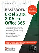 Basisboek Excel 2019 en Office 365