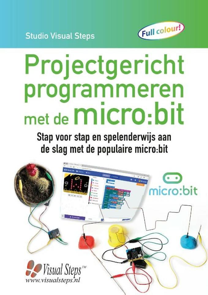 Projectgericht programmeren met de micro:bit