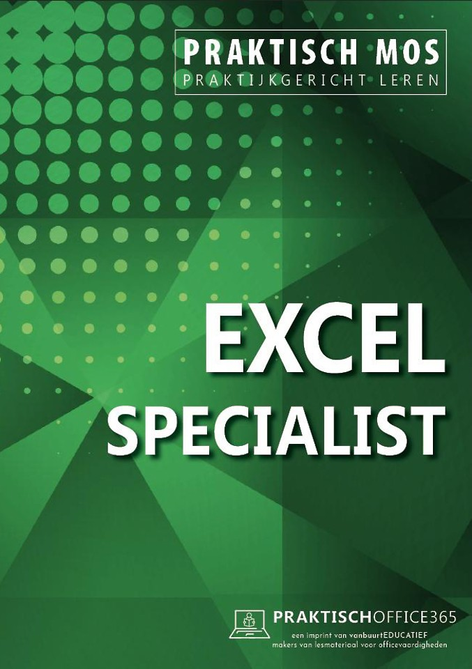 Praktisch MOS Excel Specialist