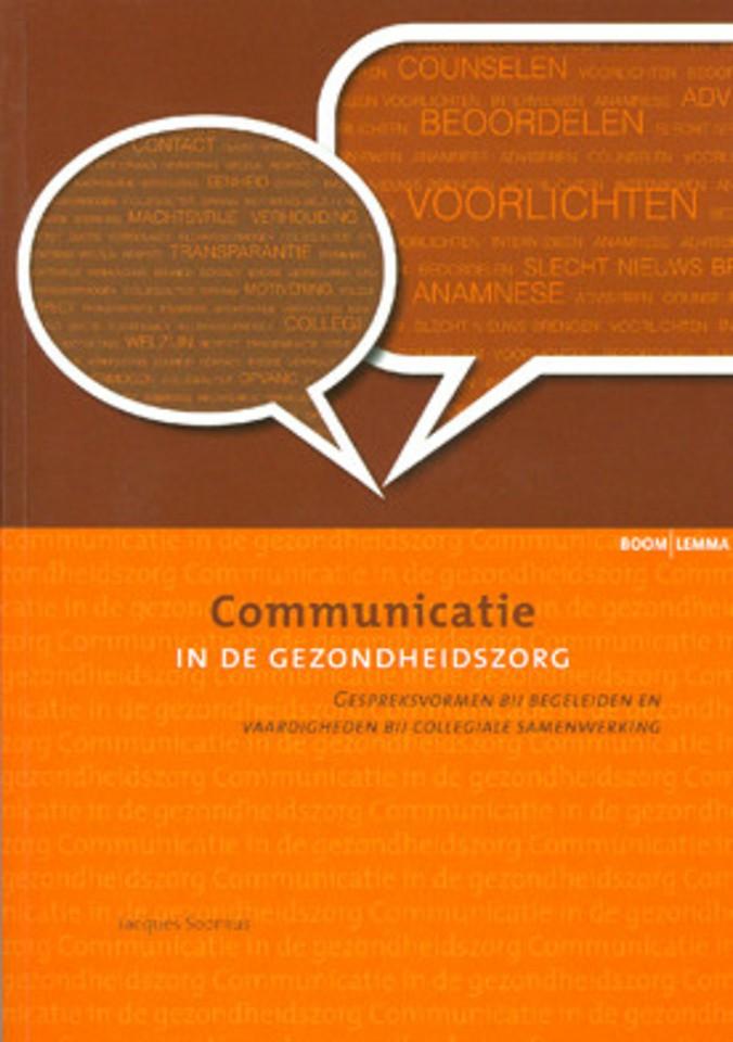 Communicatie in de gezondheidszorg