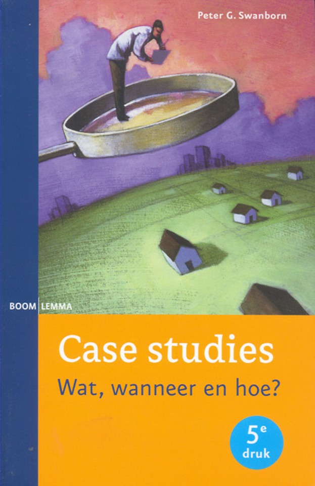 Case studies: wat, wanneer en hoe?