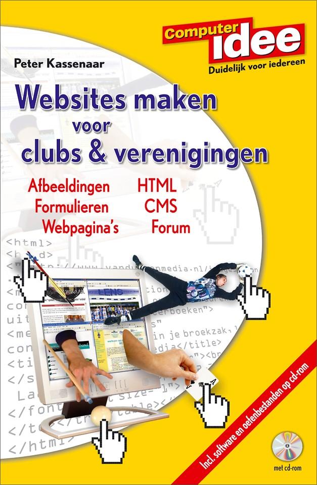 Computer Idee: Websites maken voor clubs & verenigingen