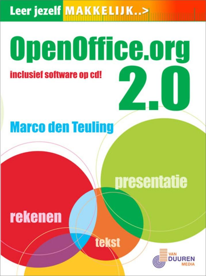 Leer jezelf MAKKELIJK... OpenOffice.org 2.0