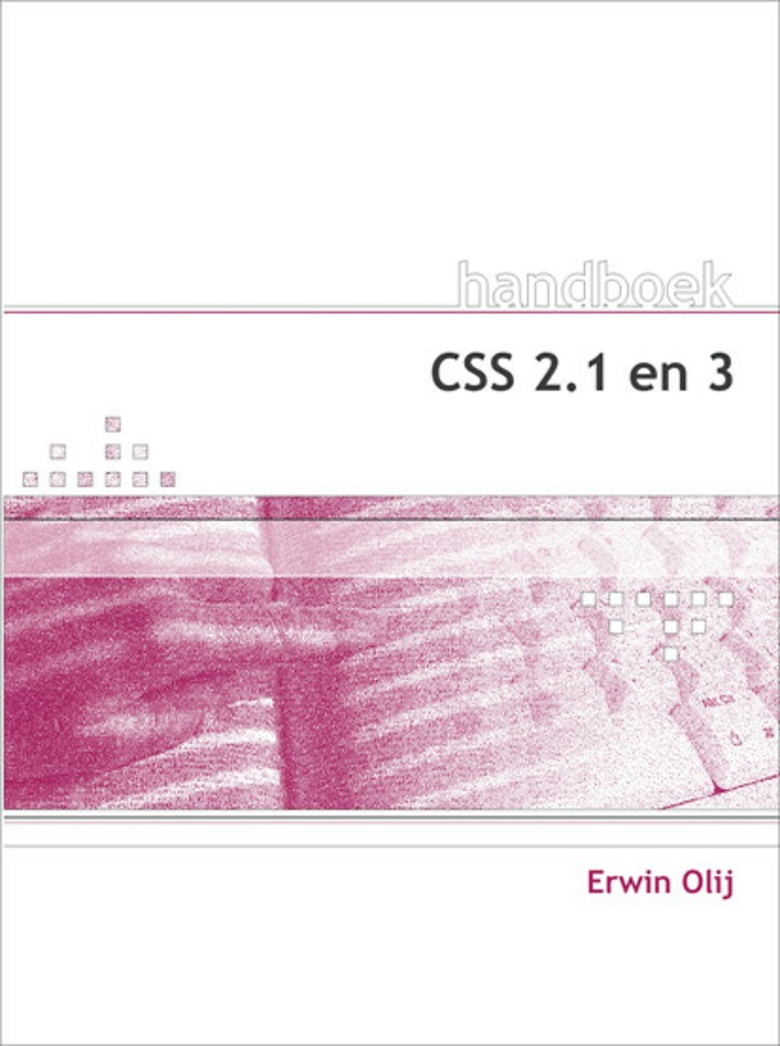 Handboek CSS 2.1 en 3