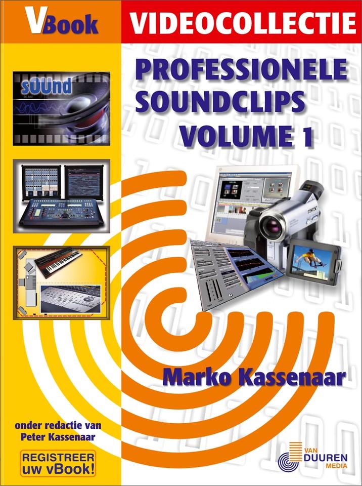 vBook Professionele Soundclips vol. 1