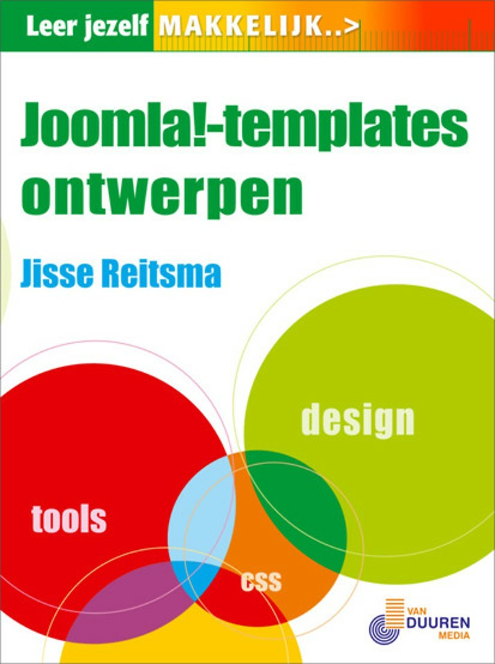 Leer jezelf MAKKELIJK... Joomla!-templates ontwerpen (beschadigd)