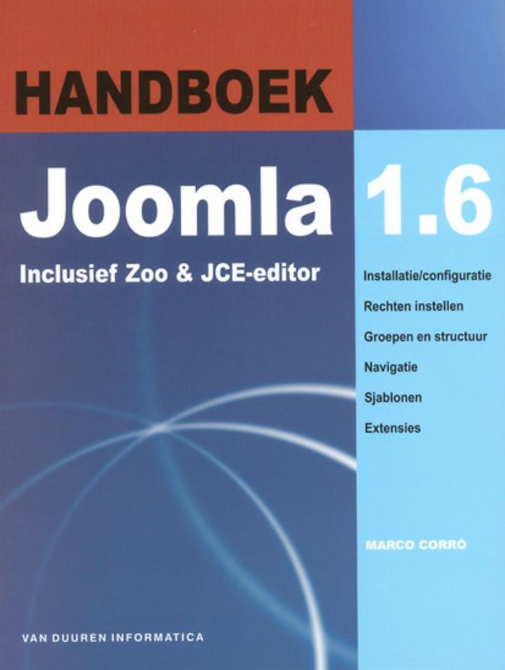 Handboek Joomla! 1.6 (NL-versie)