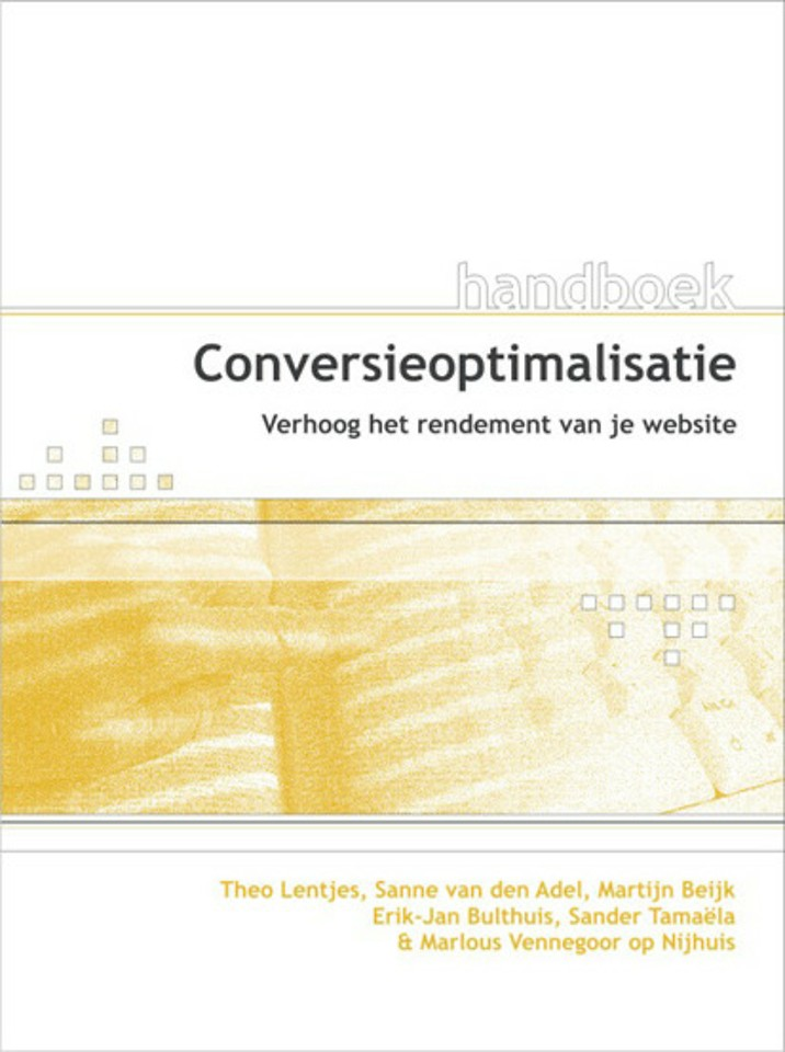 Handboek Conversie-optimalisatie