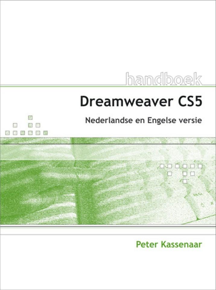 Handboek Dreamweaver CS5