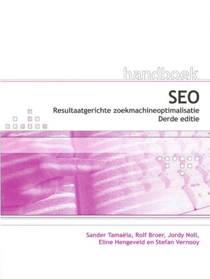 Handboek SEO 3e editie