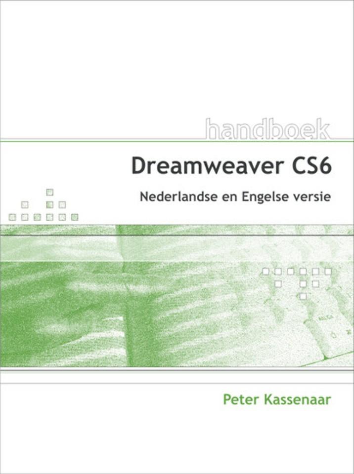 Handboek Dreamweaver CS6