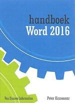 Handboek Word 2016