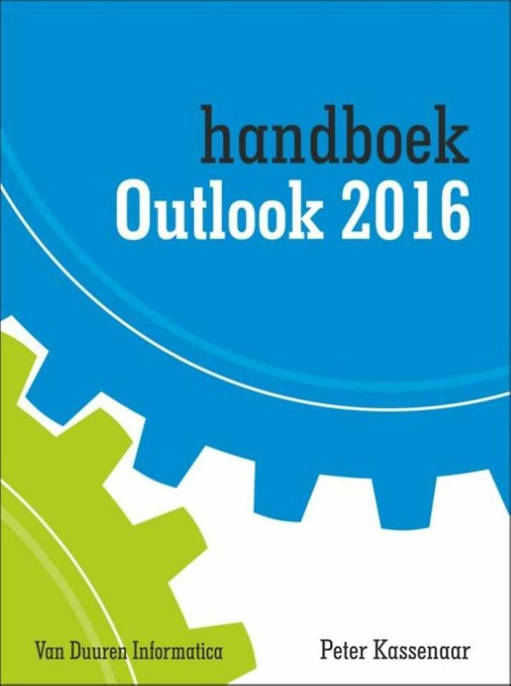 Handboek Outlook 2016