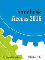 Handboek Access 2016