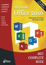 Het Complete Boek: Microsoft Office 2016