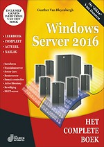Het Complete Boek: Windows Server 2016