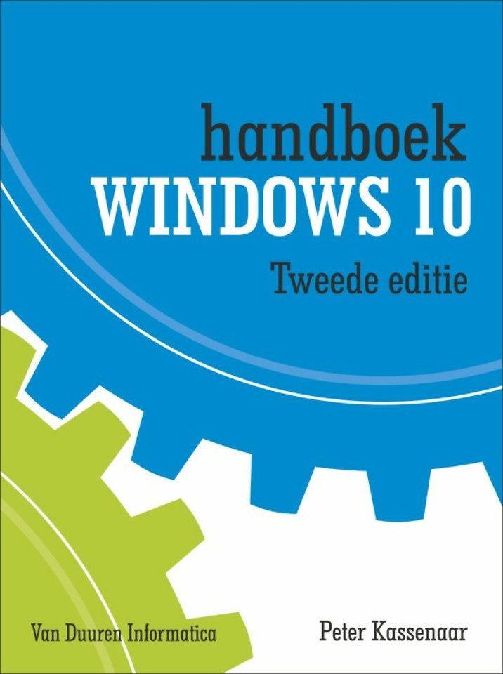 Handboek Windows 10, 2e editie